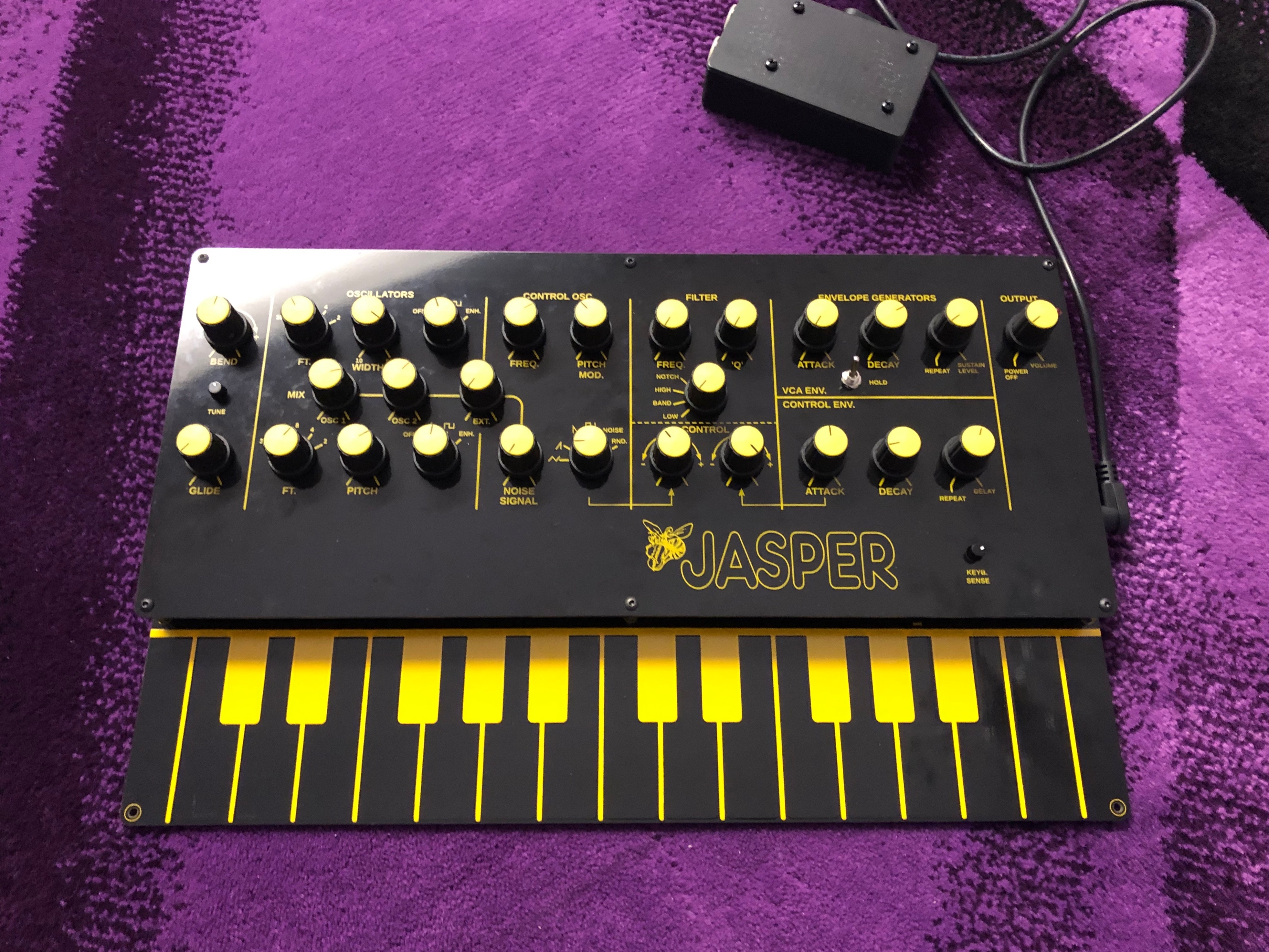 Jasper Wasp Clone - DIY Synth other - We love DIY Synthesizer